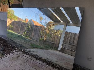 GLASS WALL MIRRORS. for Sale in Huntington Beach, CA