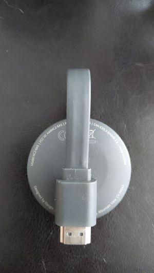 Google Chromecast Device (HDMI) w/USB cord for Sale in Chicago, IL