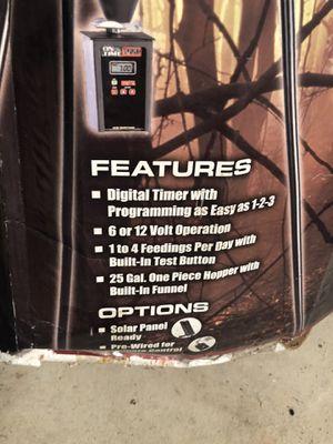 Digital Deer Feeder for Sale in Pineville, LA