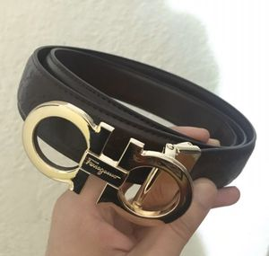 Unisex black Feragamo belt sz M ( 32/34 waist ) excellent! Serious buyers only ! for Sale in Silver Spring, MD