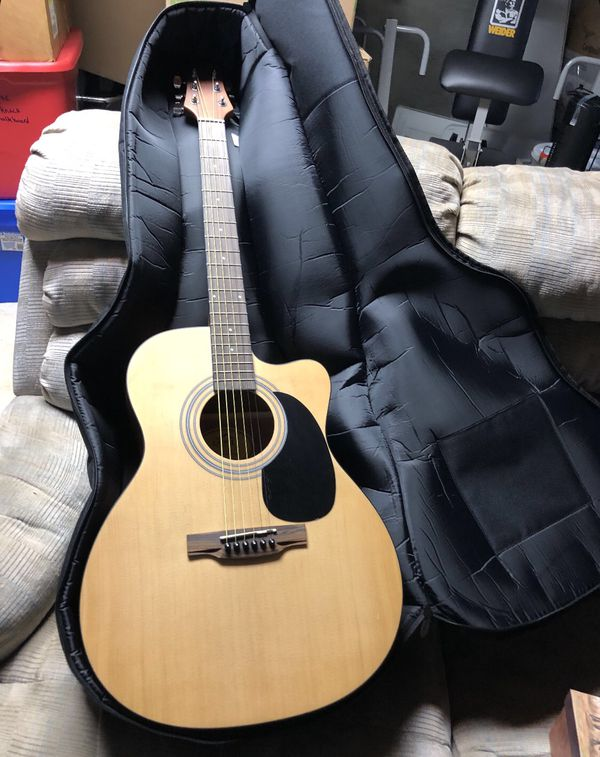3 Acoustic Guitars for sale!