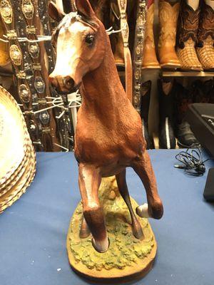 Caballo de cerámica echo en mexico for Sale in Nashville, TN