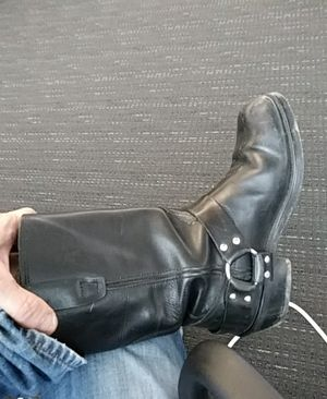 Leather Boots size 10.5 for Sale in Columbus, OH