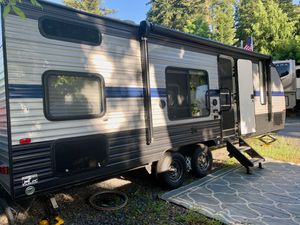 //BRAND NEW\\2020 GREY WOLF 26ft. Trailer BUNKHOUSE used 1 time!! for Sale in Bellevue, WA