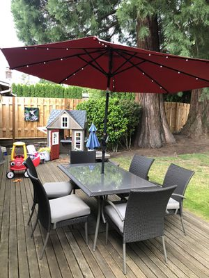 Patio dining table for Sale in Portland, OR