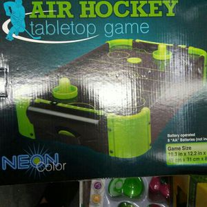 Air Hockey Mini Table Game for Sale in Anaheim, CA