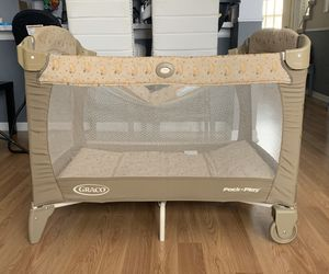 Graco Pack 'n Play Portable Playard for Sale in Glendale Heights, IL