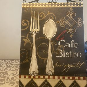 Cafe Bistro Kitchen Frame for Sale in San Antonio, TX