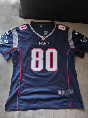 NFL New England Patriots jersey for Sale in San Antonio, TX