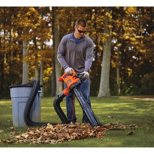 NIB - Leaf Collection System for Sale in Greer, SC