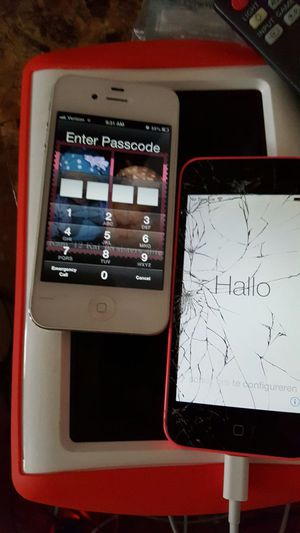 Iphone 4 and 5 for Sale in Baltimore, MD