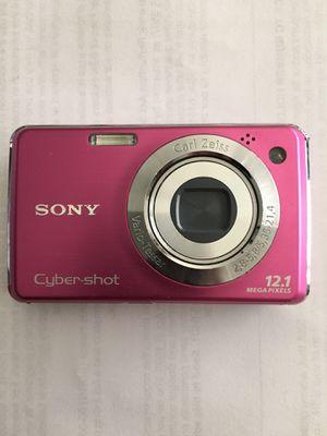 Sony CyberShot 12.1MP Digital Camera DSC-W220 for Sale in Frisco, TX