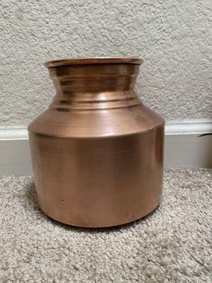 Copper pot for Sale in Fremont, CA