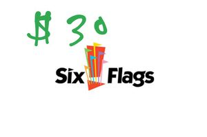 Six Flags for Sale in Saginaw, TX