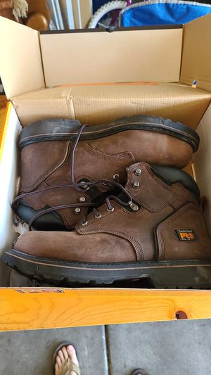 Timberland pro steel toe boots for Sale in Las Vegas, NV