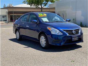 2018 Nissan Versa Sedan for Sale in Merced, CA