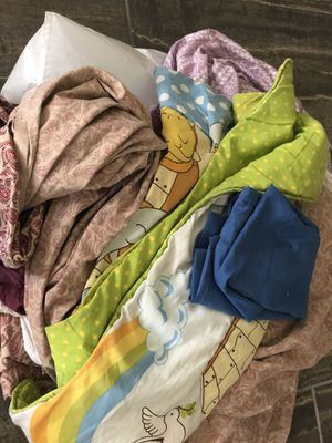 Bed sheets for free for Sale in Fayetteville, AR