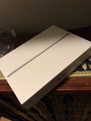 iPad Air 2 35G box only for Sale in New York, NY