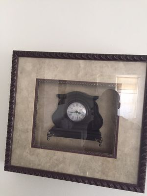 Antique 1932 Atemar stone clock rare(13 made in the world) will take offers for Sale in Atlanta, GA