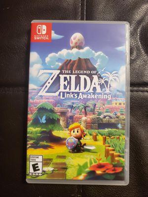 Link's Awakening, The Legend of Zelda - Like New for Nintendo Switch for Sale in Gig Harbor, WA