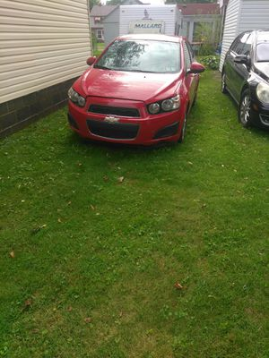2013 Chevy Sonic for Sale in Akron, OH
