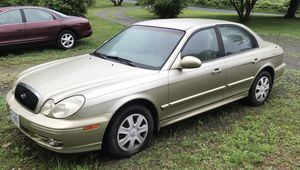 2003 Hyundai Sonata GLS parts car $400 for Sale in Schuyler, VA