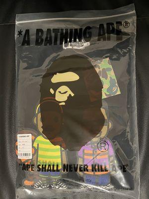 Bape x Fresh Prince Crewneck Sweatshirt size XL for Sale in Brooklyn, NY