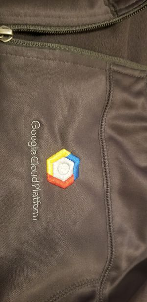 Google Cloud platform jacket for Sale in Las Vegas, NV