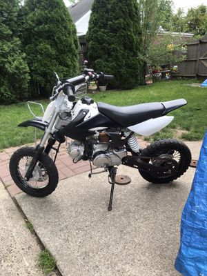 Dirt bike need nothing fixed ready to ride for Sale in Paterson, NJ