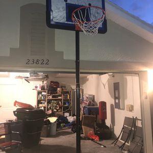 Lifetime Adjustable Basket Ball Hoop for Sale in Land O Lakes, FL