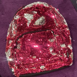 Double Sided Sequin Backpack Brand New! for Sale in Cypress, TX