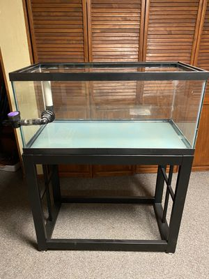 Fish Tank & Stand for Sale in Chicago, IL