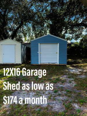 Superior Sheds Carports and Metal Buildings RTO for Sale in Lakeland, FL
