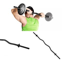 CAP Ez Curl Bar With Spinlocks for Sale in Riverside,  CA