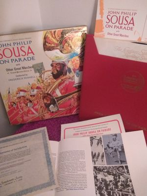 John Philip Sousa and Al Hirt Collector's Sets for Sale in Bristow, VA