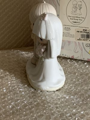Precious moments bride and groom. New and in the box for Sale in North Royalton, OH