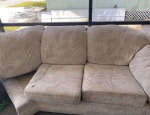 Couch living room sectional for Sale in Tampa, FL