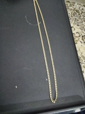 gold chain-link necklace for Sale in Silver Spring, MD