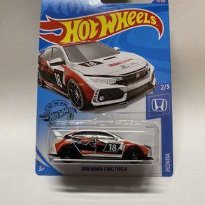 Honda Civic Type R Hotwheels for Sale in Henderson, NV