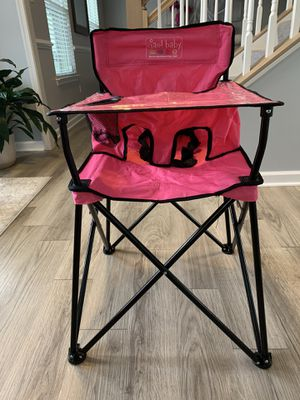 Ciao Baby on-the-go high chair for Sale in Noblestown, PA