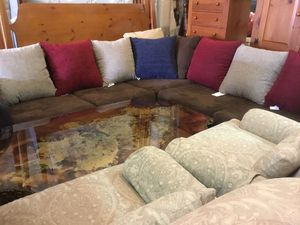 Nice Sectional Couch - Delivery Available for Sale in Tacoma, WA