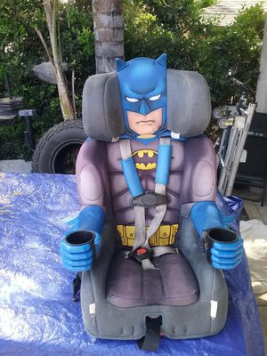 Batman Car seat for Sale in City of Industry, CA