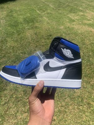 Jordan 1 Retro High Royal Toe for Sale in Anaheim, CA