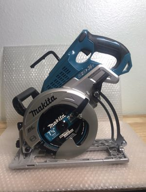Everything brand new.......Makita 36 volt circular saw kit......$240....... pickup only.........first come first serve....... for Sale in Rialto, CA