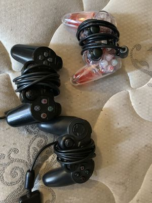Ps2 controllers for Sale in Forest Park, GA