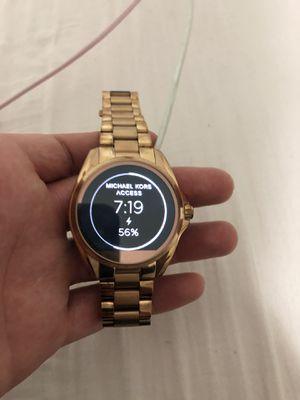 Michael Kors Smart watch for Sale in Woodland Park, NJ