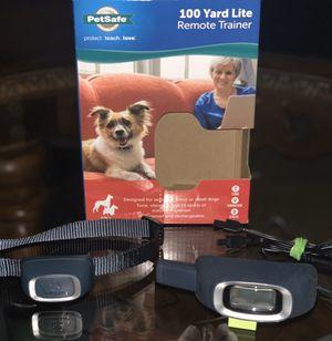 Petsafe 100 Yard Remote Dog Trainer for Sale in Portland, OR