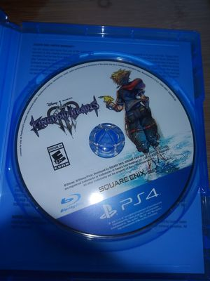 PS4 Game, Kingdom Hearts 3 New condition for Sale in Portland, OR