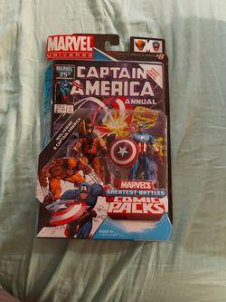 Captain America Vs Wolverine for Sale in Henderson,  NV