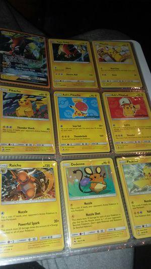 Promo Pokemon Ash's pikachu etc. for Sale in Houma, LA